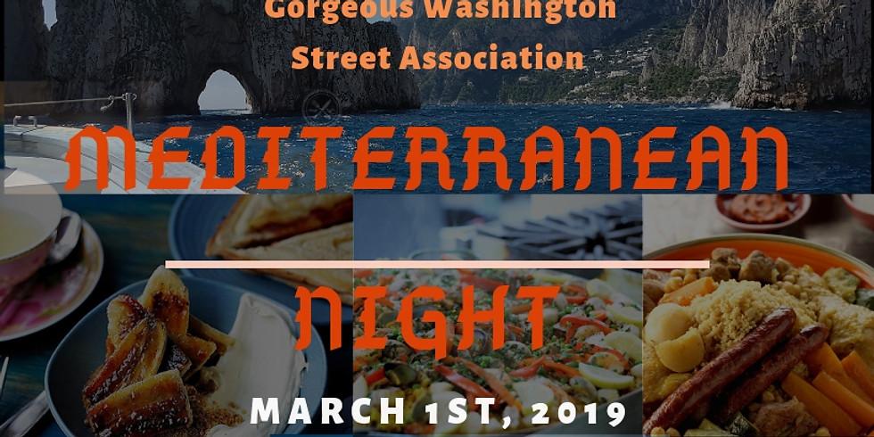 Mediterranean Night | ACA First Friday