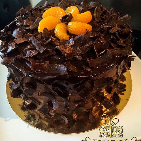 Dark Chocolate Mandarin