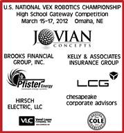 Jovian Concepts Sponsors Local Robotics Team