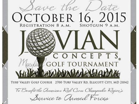 2015 Jovian Concepts Maryland Golf Tournament