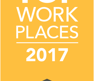 The Baltimore Sun Media Group Names Jovian Concepts a Winner of the 2017 Top Workplaces Award