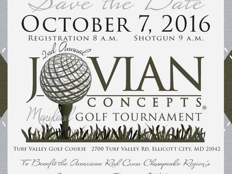 2016 Jovian Concepts Charity Golf Tournament
