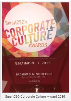 Corporate Culture Recognized