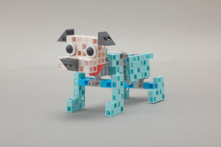 第6回 ドタバタ歩く小型犬ロボットの製作
