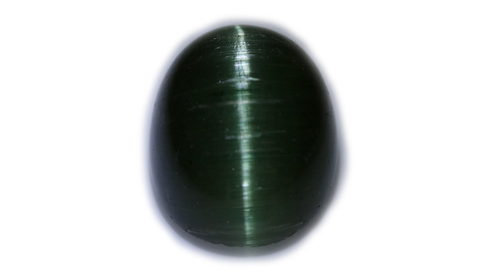 天然石 ルースストーン(裸石) トルマリン・キャッツアイ 9.34ct (3-9)