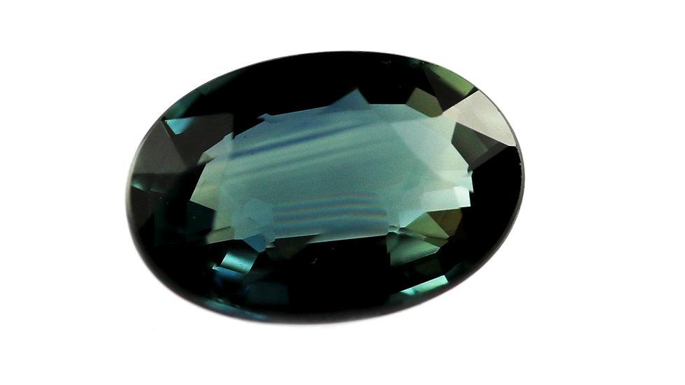 天然石 ルースストーン(裸石) ブルーサファイア 0.624ct (3-15)