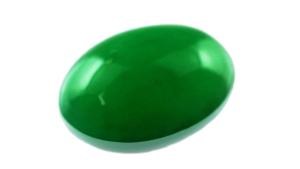 天然石 ルースストーン(裸石) クリソプレーズ 8.17ct (3-3)
