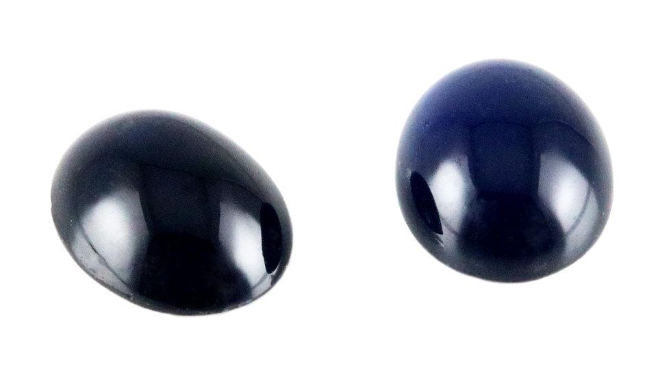 天然石 ルースストーン サファイア(ペア) 3.824ct (4-2)
