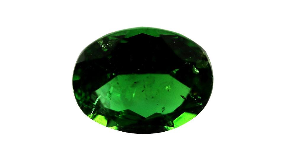 天然石 ルースストーン(裸石) グリーントルマリン 0.725ct (3-8)