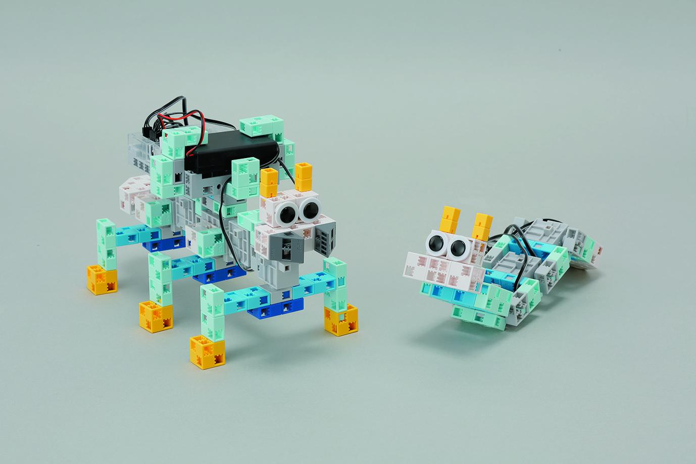 第 6 回 生物模倣 (虫型ロボット) の製作