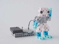 第1回 パタパタ動くうでふりロボットの製作