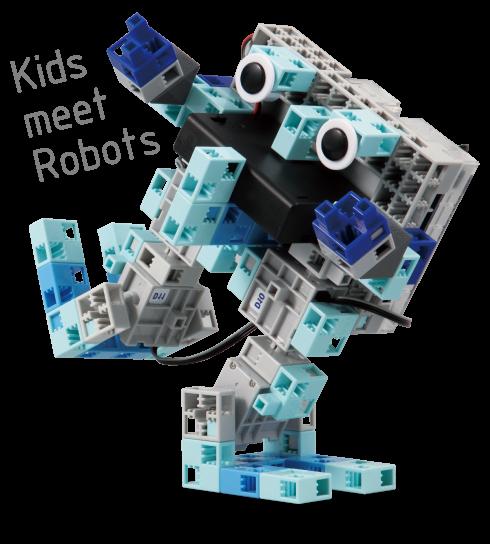 kids mert Robots!