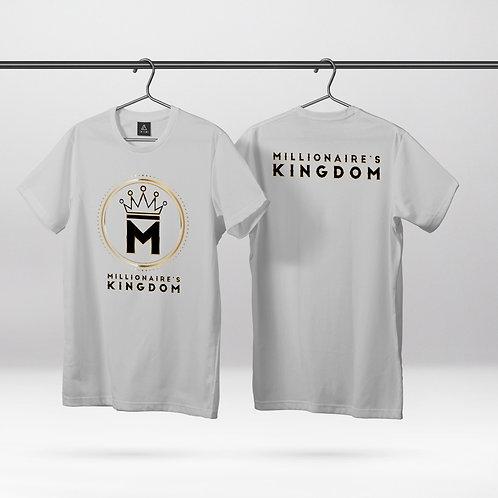 Millionaire's Kingdom Men's Logo Tee