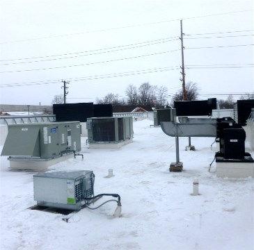 HVACR Heating-Air Conditioning-Refrigeration-Preventative Maintenance Programs