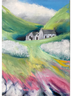 Gigha cottage