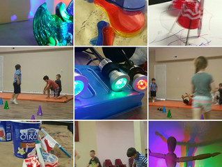 Hands on Art is on the Tinker / Maker Train