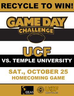 UCF Game Day Challenge 2014