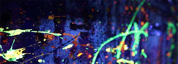 UV Splatter Party