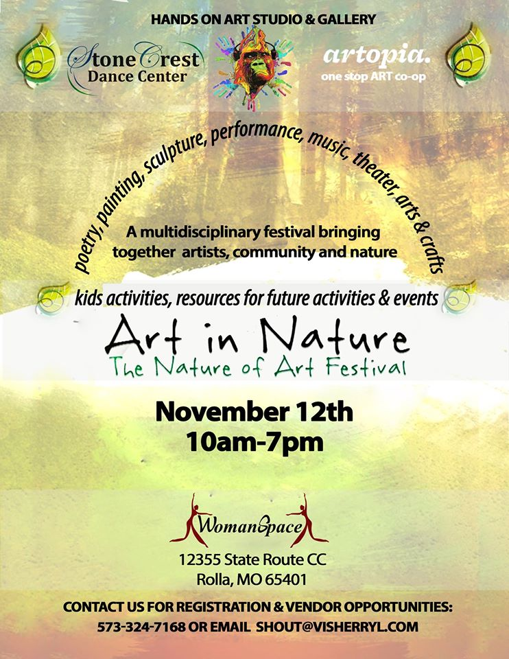 Art In Nature Festival 2016