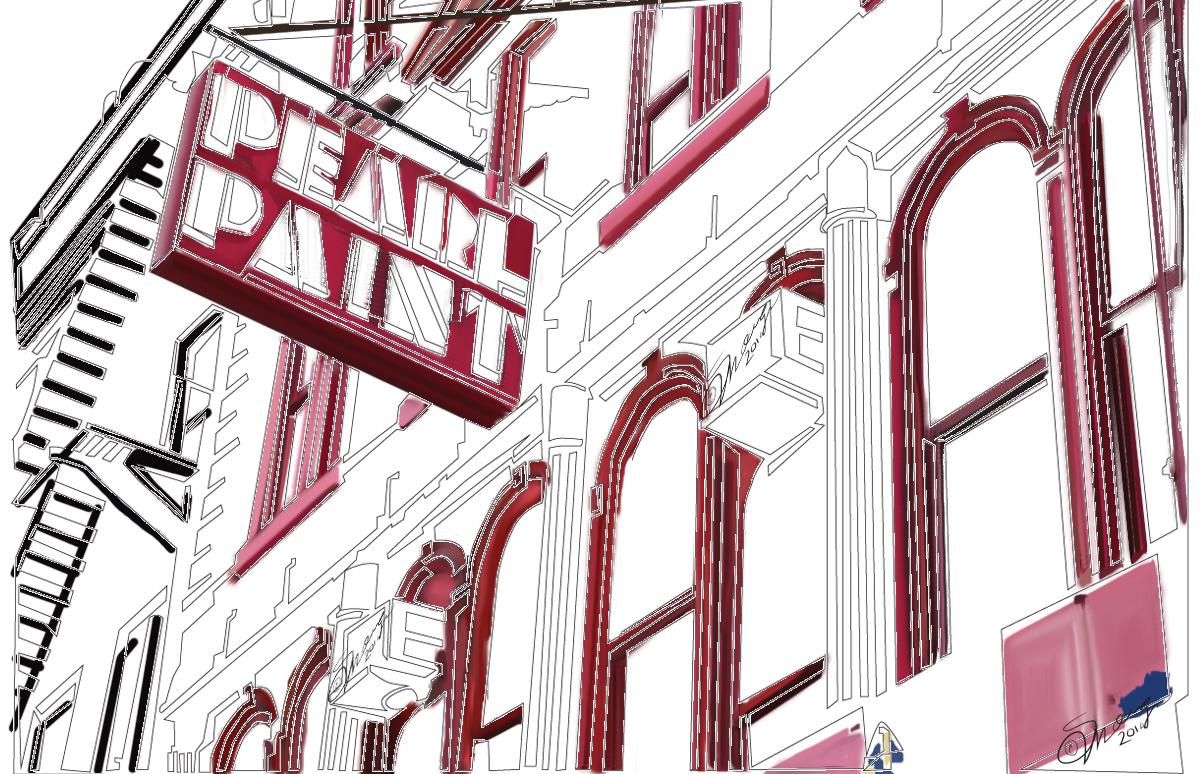 Pearl Paint NY