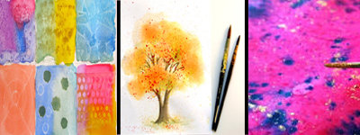 Wonders of Watercolor Month Package