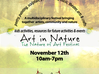 Art in Nature - The Nature of Art Festival
