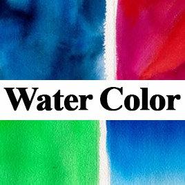 Adult Watercolor Paint & Sip