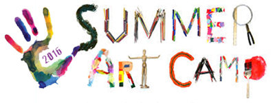 SUMMER ART CAMP - DAILY