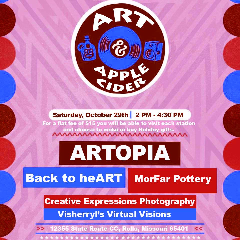 Artopia Art and Apple Cider 2016
