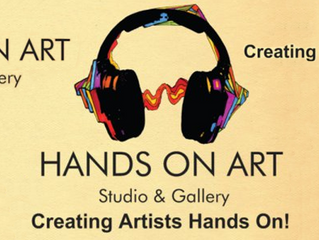 Hands On Art Studio & Gallery is Busy, Busy, Busy!