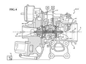 Recent GM Patent Application Reveals Electric Turbochargers
