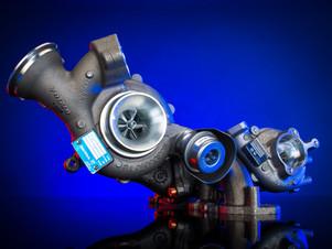 BorgWarner's R2S® Turbocharging Technology