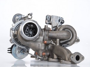BorgWarner's Regulated Two-stage Turbocharger Drives New Diesel Engine from Jaguar Land Rover