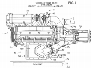 Mazda patents engine with twin turbos and electricsupercharger