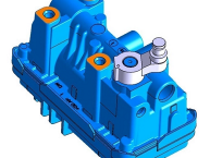 Watercooled Electronic Actuators for Garrett by Honeywell VNT Turbochargers