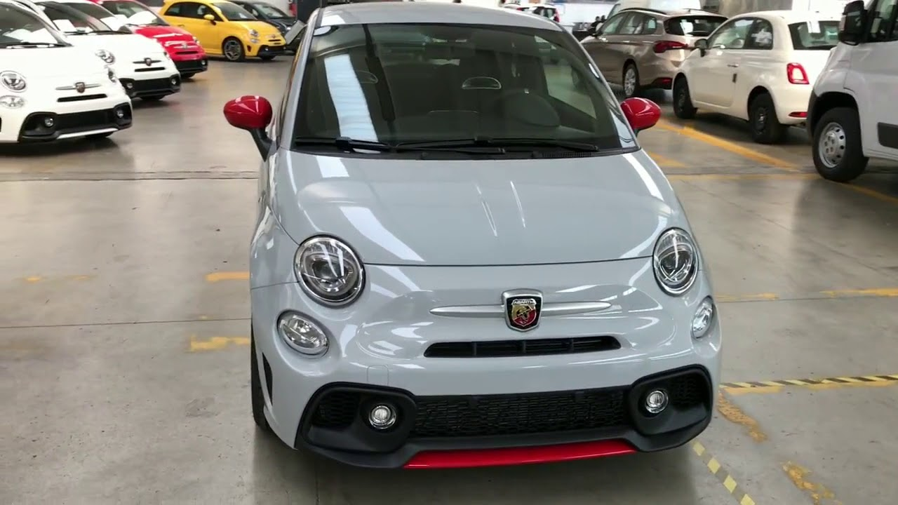 Turbocharged Engines For All Fiat 500