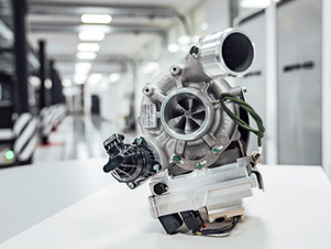 Garrett E-Turbo Jumps from F1 to Mercedes-AMG Production