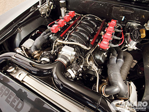 Five things to not do with a turbocharged engine