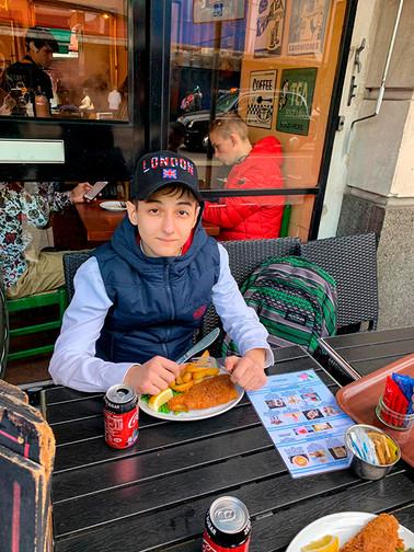 Поездка в Англиюмарт 2019 год