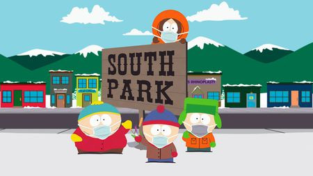 FILM CORNER: New South Park Special Tackles COVID Vaccines and QAnon