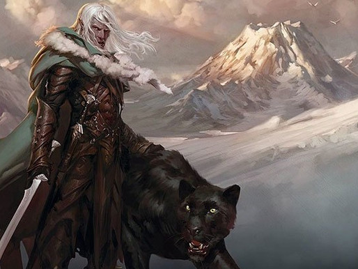 FILM CORNER - How an Animated Drizzt Series Could Work