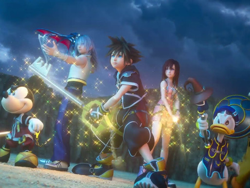 FILM CORNER - How A Kingdom Hearts Television Series Could Work