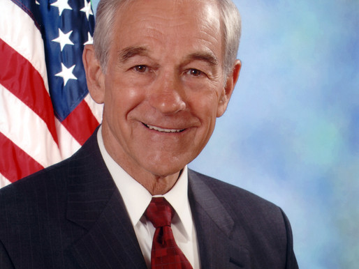 The Revolution Still Lives On: My Ode to Dr. Ron Paul