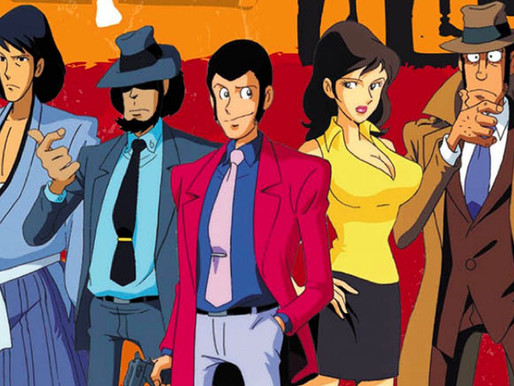 FILM CORNER - Lupin the 3rd: Anime's Popular (and Long-Running) Thief