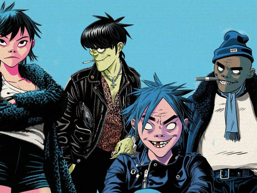 FILM CORNER - Gorillaz: 20 Years of Music and Animation