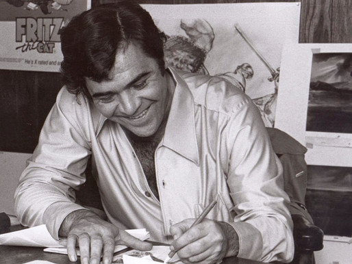 FILM CORNER - RALPH BAKSHI: THE GODFATHER OF ADULT ANIMATION
