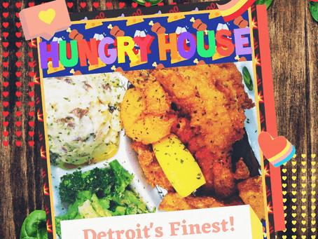 Detroit's Finest- Our Top Ten Places To Eat in DETROIT