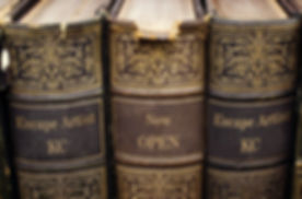 Escape Artist Old Books