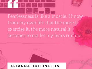 Mentor Monday: Arianna Huffington