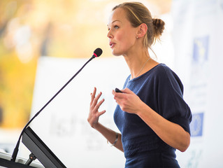 3 Ways to Step Up Your Public Speaking Skills